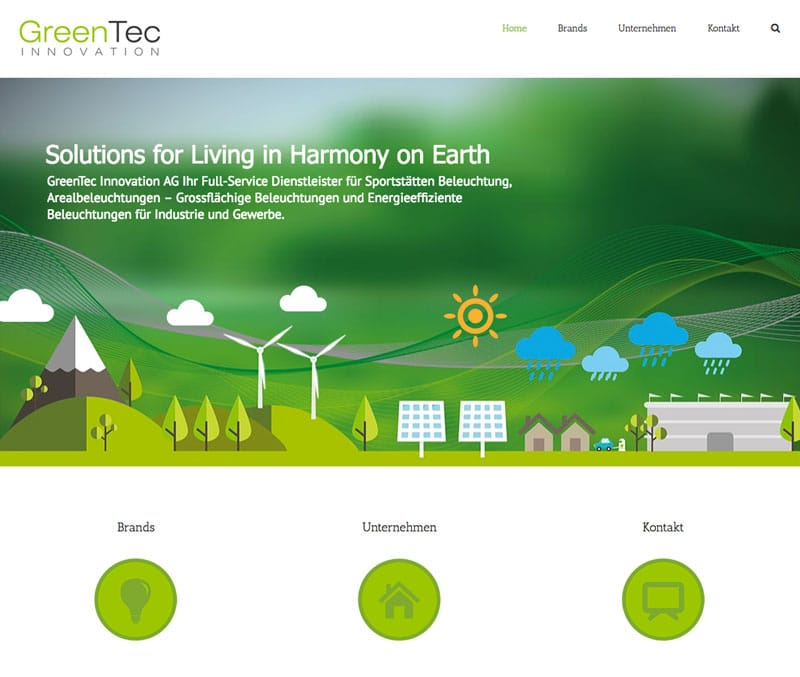 Greentec, Division EOLED
